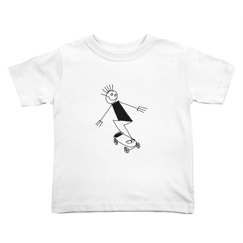 Childsplay Kids Toddler T-Shirt by 51brano's Artist Shop
