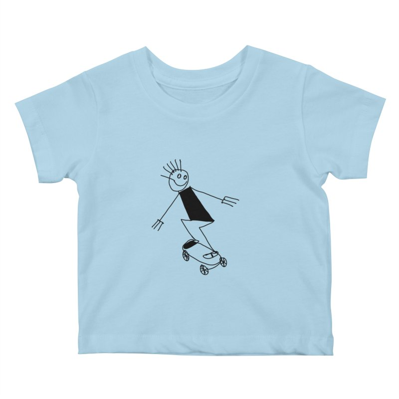 Childsplay Kids Baby T-Shirt by 51brano's Artist Shop
