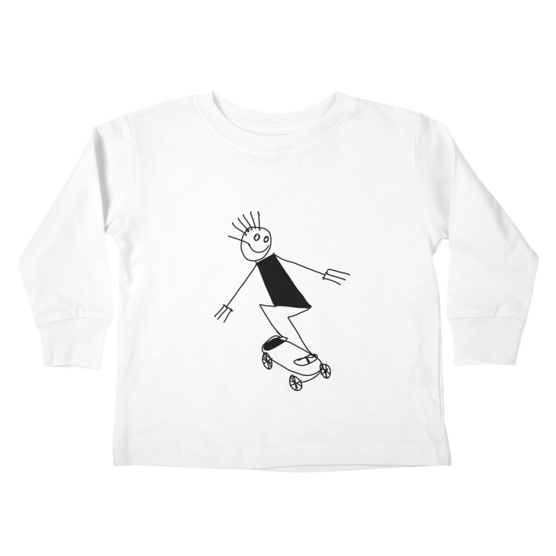 Childsplay Kids Toddler Longsleeve T-Shirt by 51brano's Artist Shop