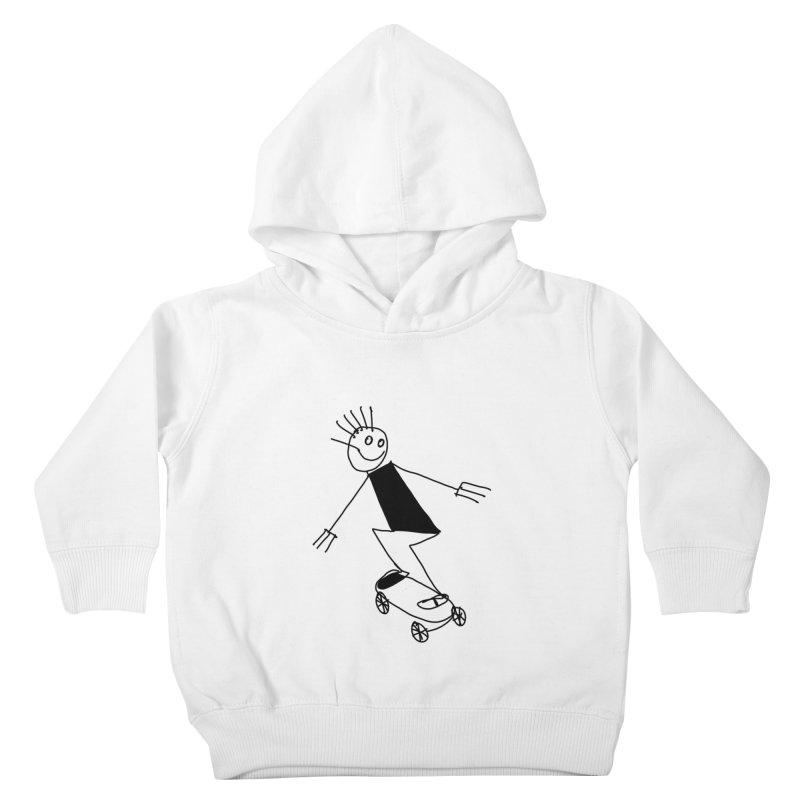 Childsplay Kids Toddler Pullover Hoody by 51brano's Artist Shop
