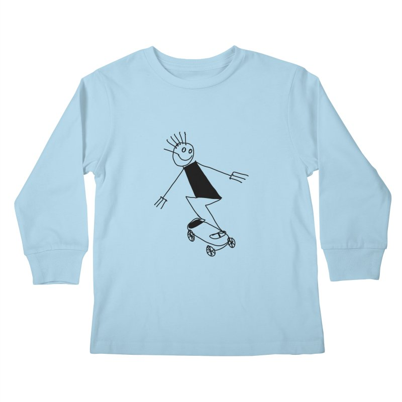 Childsplay Kids Longsleeve T-Shirt by 51brano's Artist Shop