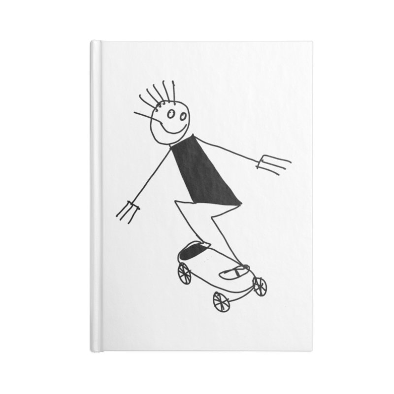 Childsplay Accessories Lined Journal Notebook by 51brano's Artist Shop