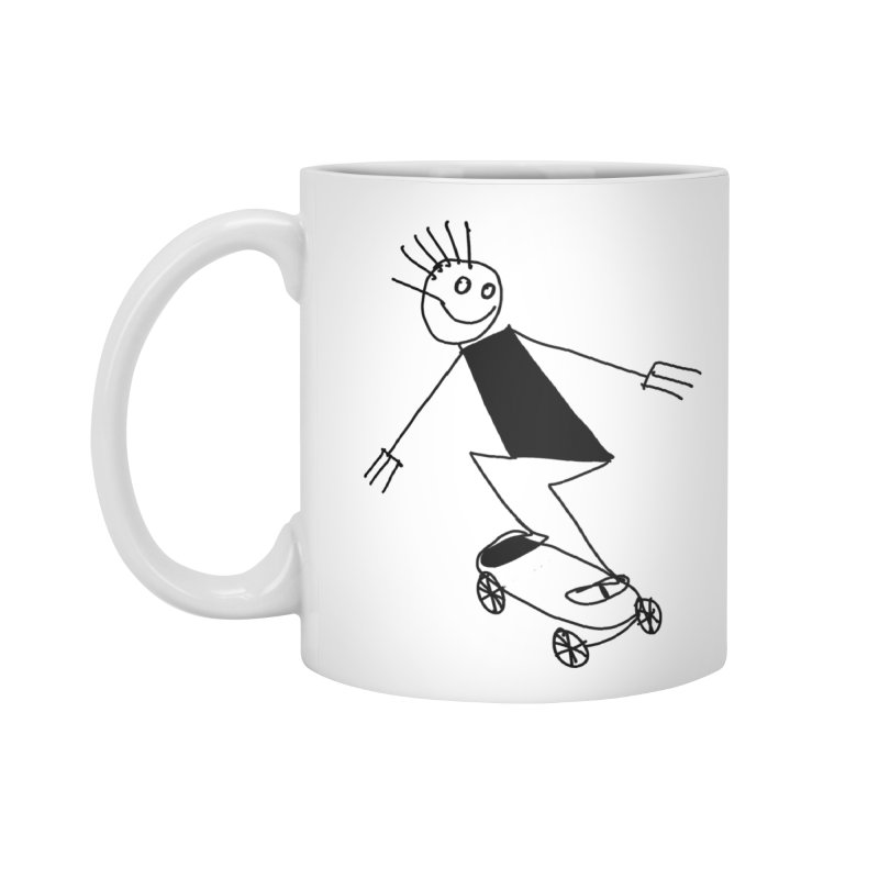 Childsplay Accessories Standard Mug by 51brano's Artist Shop