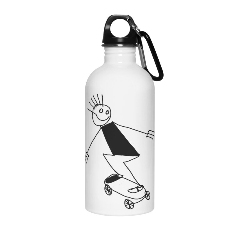 Childsplay Accessories Water Bottle by 51brano's Artist Shop