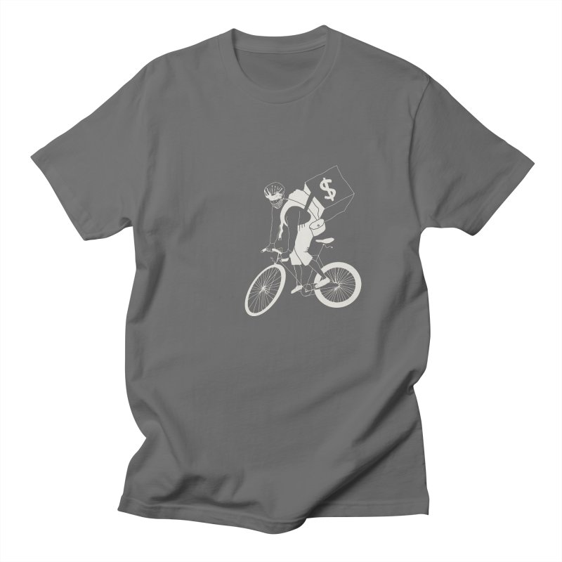 Courier Women's Regular Unisex T-Shirt by 51brano's Artist Shop