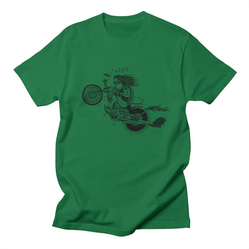Rides Men's T-Shirt by 51brano's Artist Shop