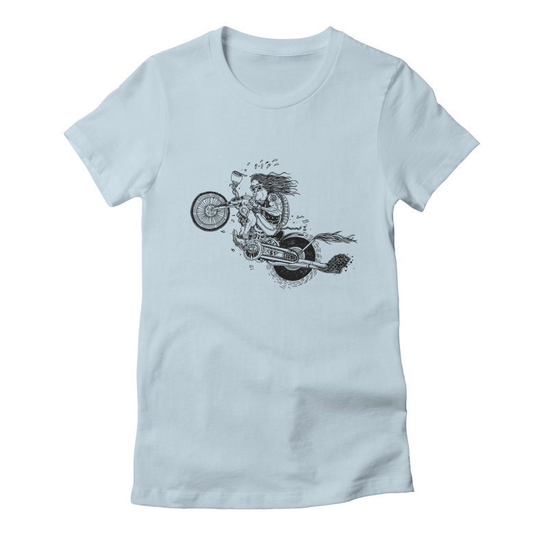 Rides Women's T-Shirt by 51brano's Artist Shop