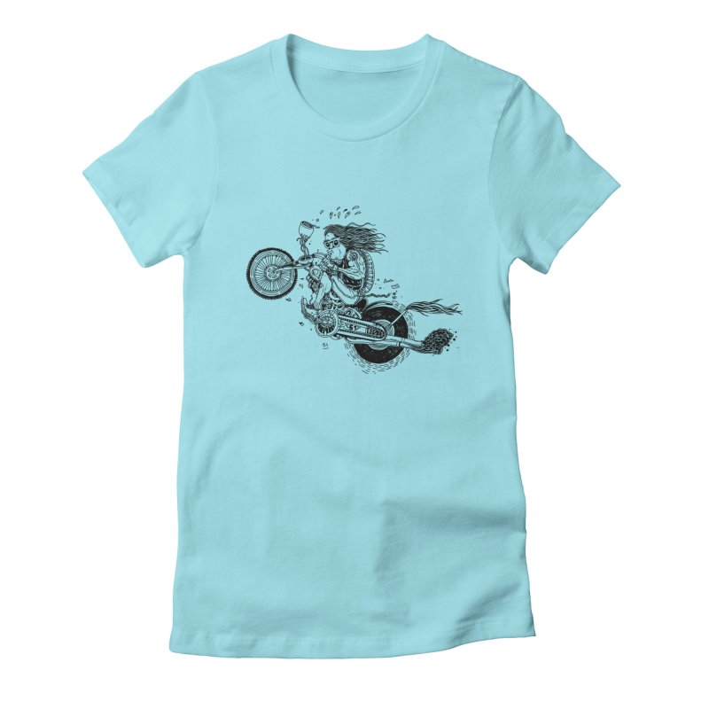 Rides Women's T-Shirt by 51brano's Artist Shop