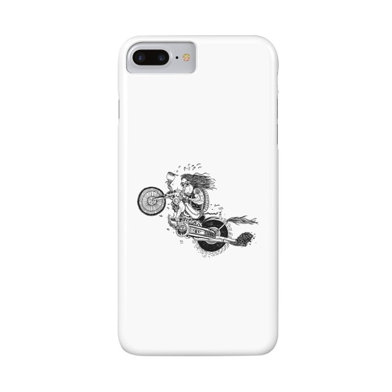 Rides Accessories Phone Case by 51brano's Artist Shop