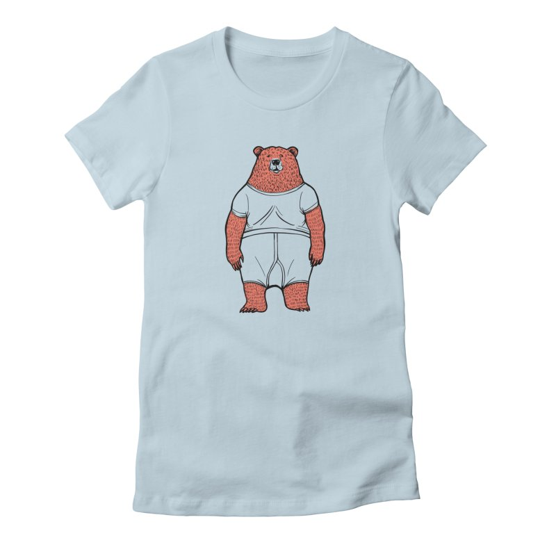 Bearwhyfront Women's T-Shirt by 51brano's Artist Shop