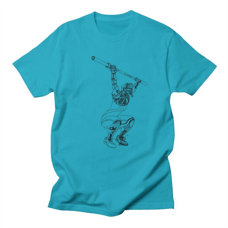 Lift Men's Regular T-Shirt by 51brano's Artist Shop