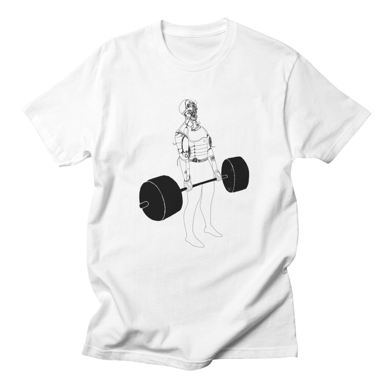 Death lifts Men's T-Shirt by 51brano's Artist Shop