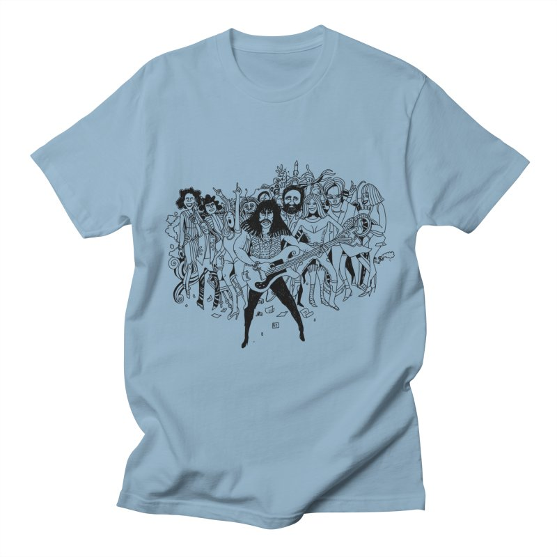 Shesallright Men's T-Shirt by 51brano's Artist Shop