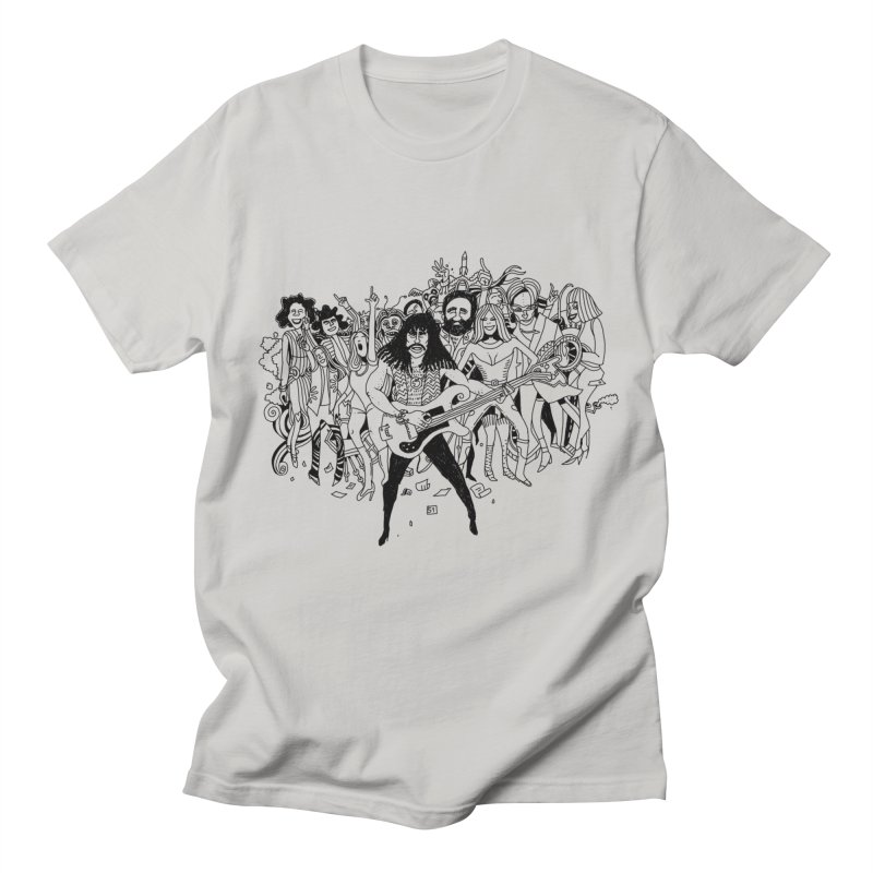 Shesallright Men's T-Shirt by 51brano's Artist Shop
