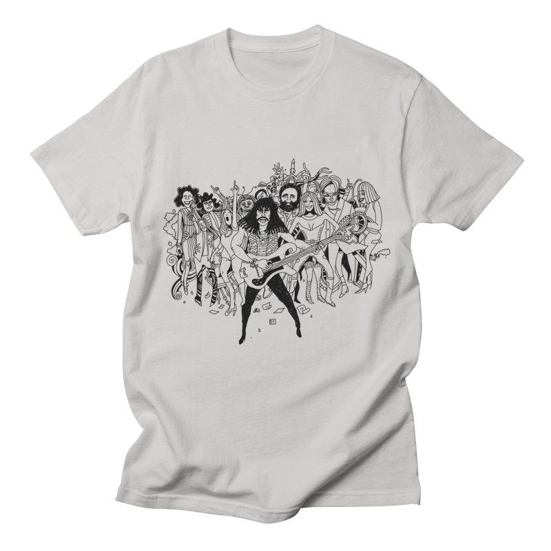 Shesallright Men's Regular T-Shirt by 51brano's Artist Shop