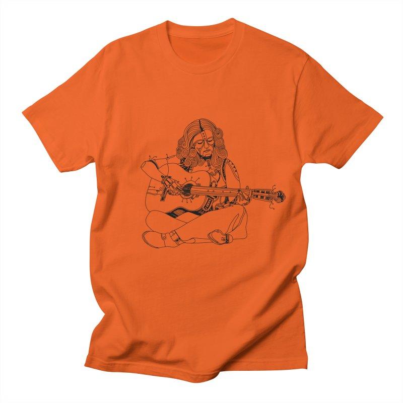 Just sittin here playin Women's Regular Unisex T-Shirt by 51brano's Artist Shop