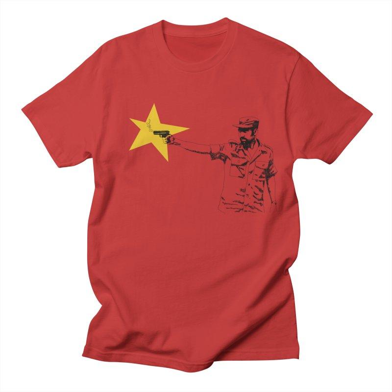 Akierding82 Men's Regular T-Shirt by 51brano's Artist Shop
