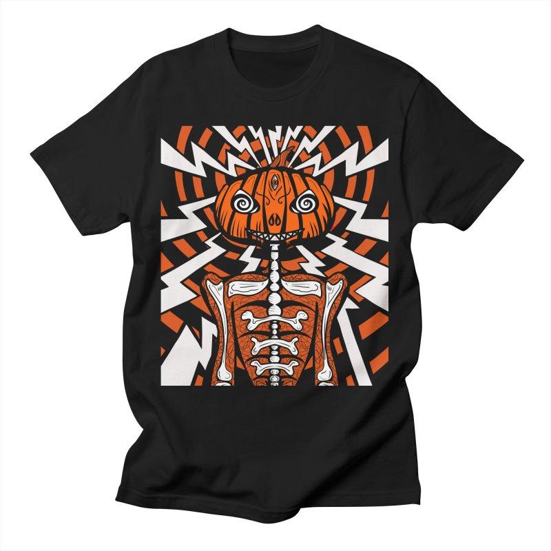 Mr Hypno-Pumpkin Women's T-Shirt by 57WEST