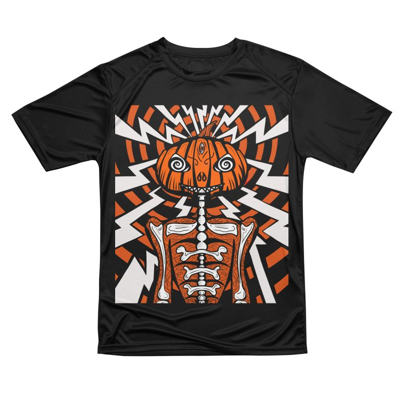 Mr Hypno-Pumpkin Women's T-Shirt by 57WEST