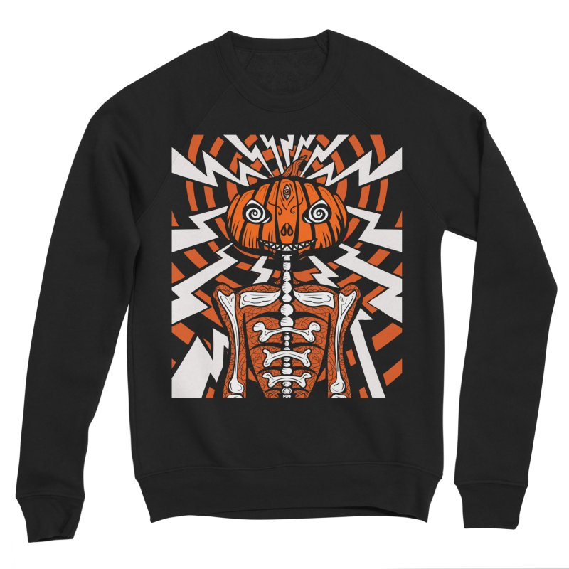 Mr Hypno-Pumpkin Men's Sweatshirt by 57WEST
