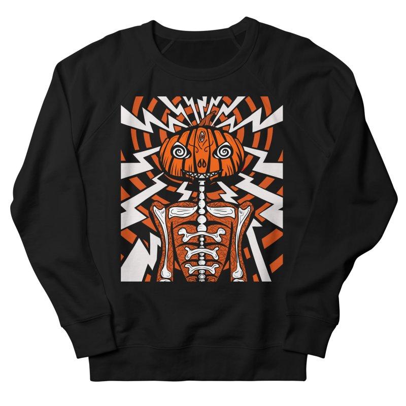 Mr Hypno-Pumpkin Women's Sweatshirt by 57WEST