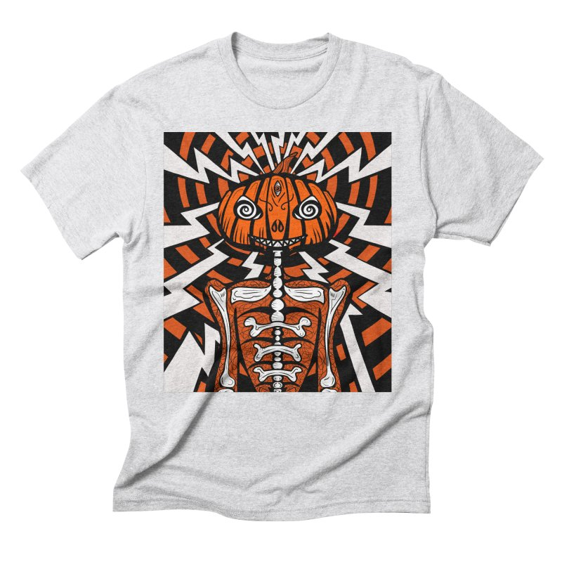 Mr Hypno-Pumpkin Men's T-Shirt by 57WEST