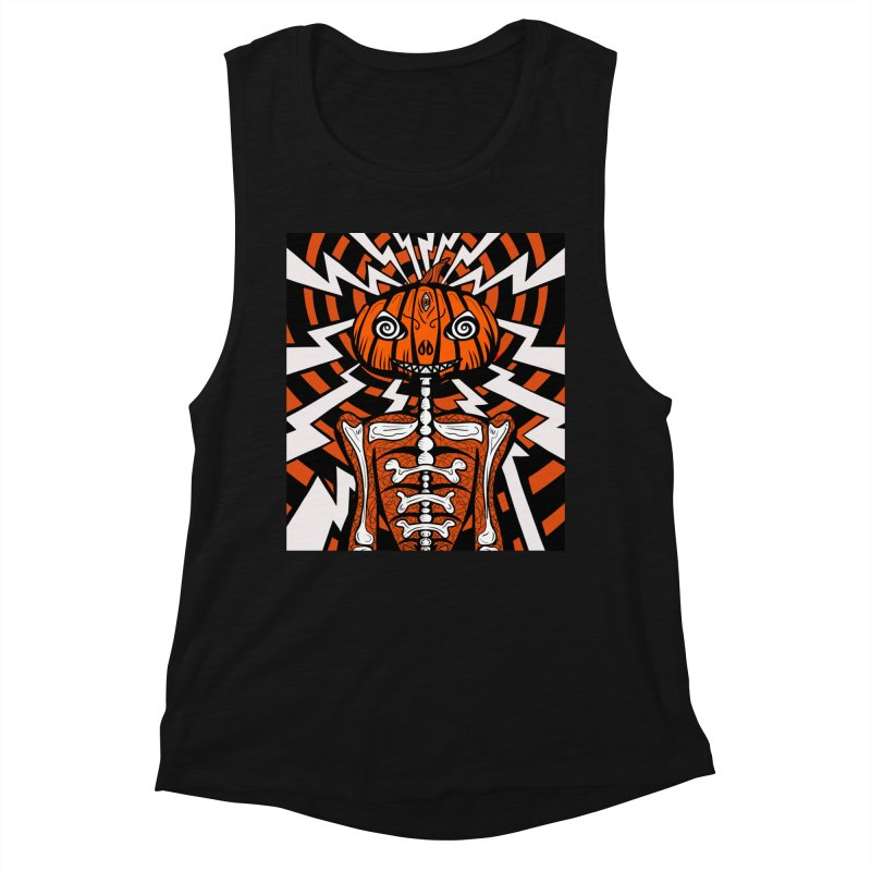 Mr Hypno-Pumpkin Women's Tank by 57WEST