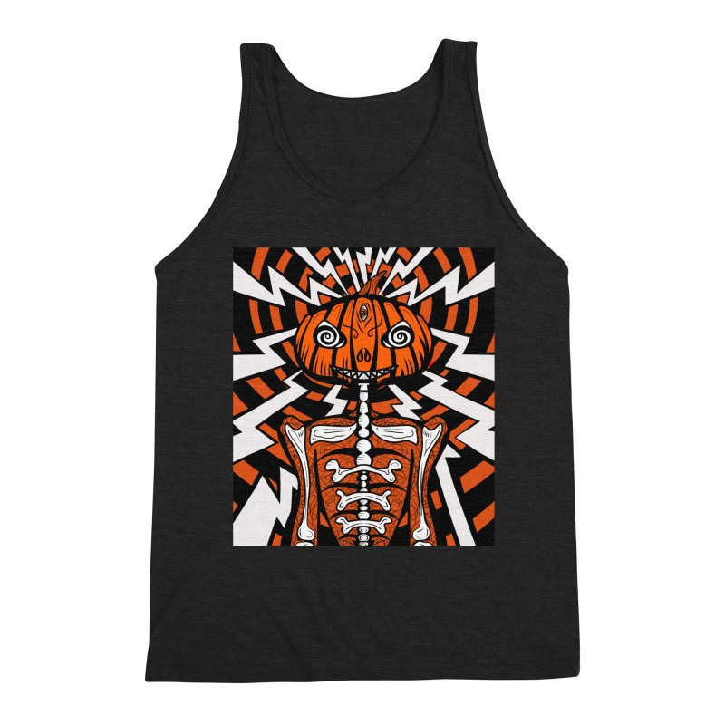 Mr Hypno-Pumpkin Men's Tank by 57WEST