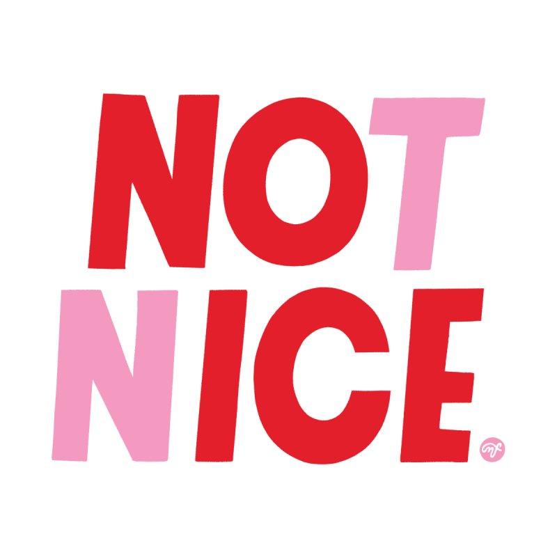 NO ICE NOT NICE Men's T-Shirt by 5 Eye Studio