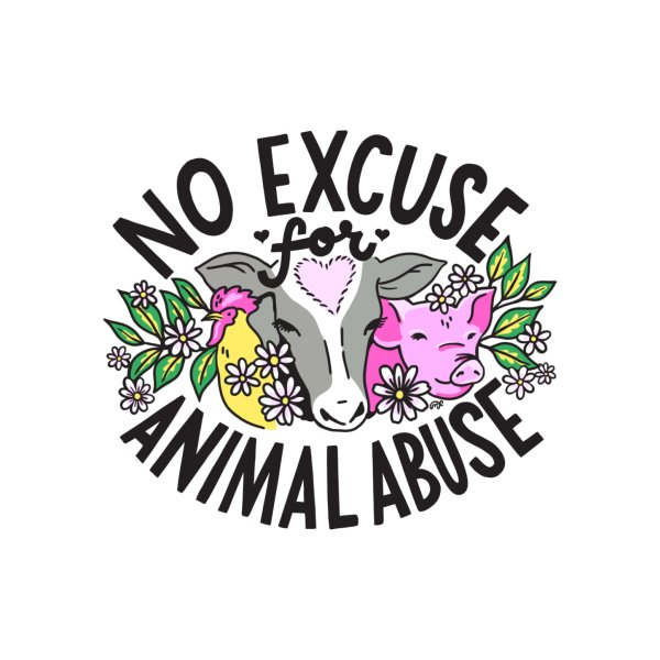 image for No Excuse for Animal Abuse
