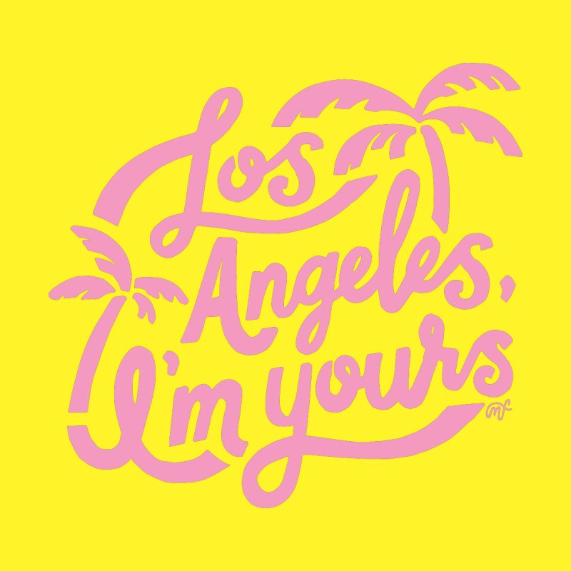 Los Angeles, I'm Yours by 5 Eye Studio