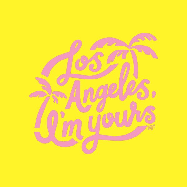 image for Los Angeles, I'm Yours