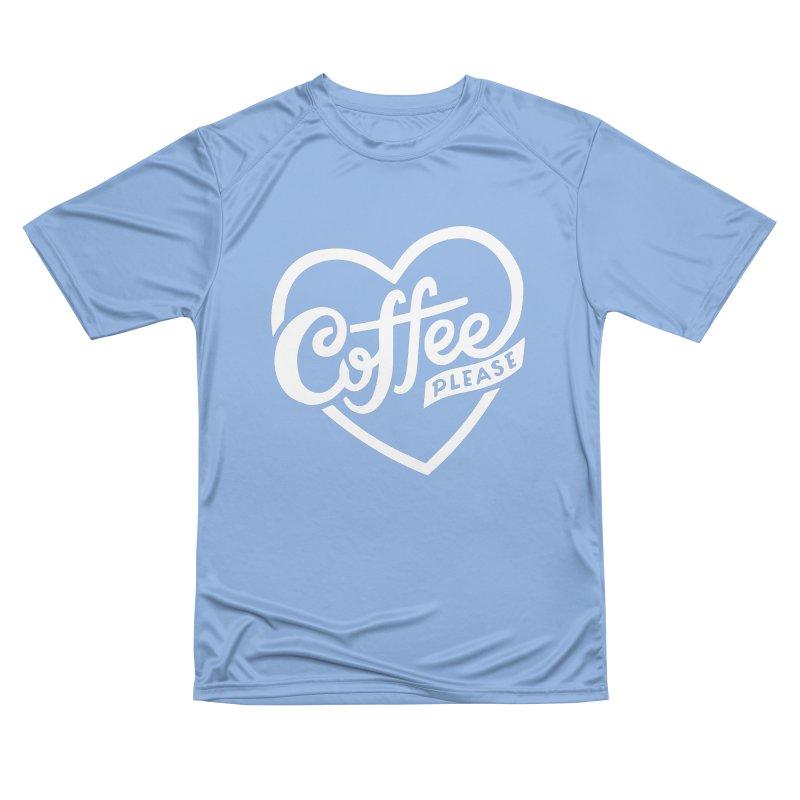 Coffee Please Women's T-Shirt by 5 Eye Studio