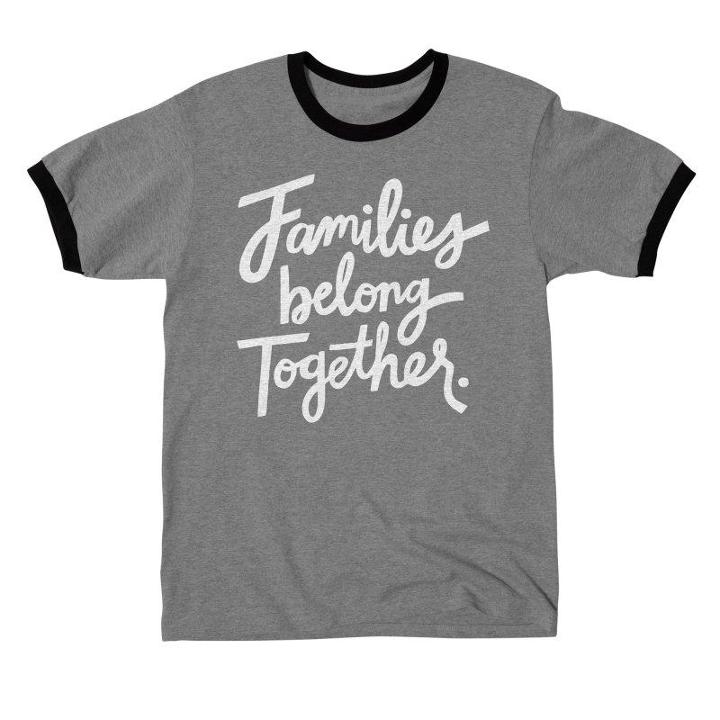 Families Belong Together Women's T-Shirt by 5 Eye Studio