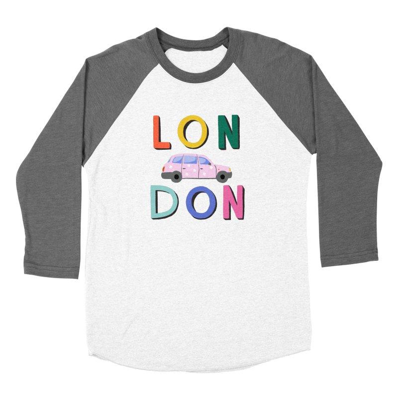 London Women's Longsleeve T-Shirt by 5 Eye Studio