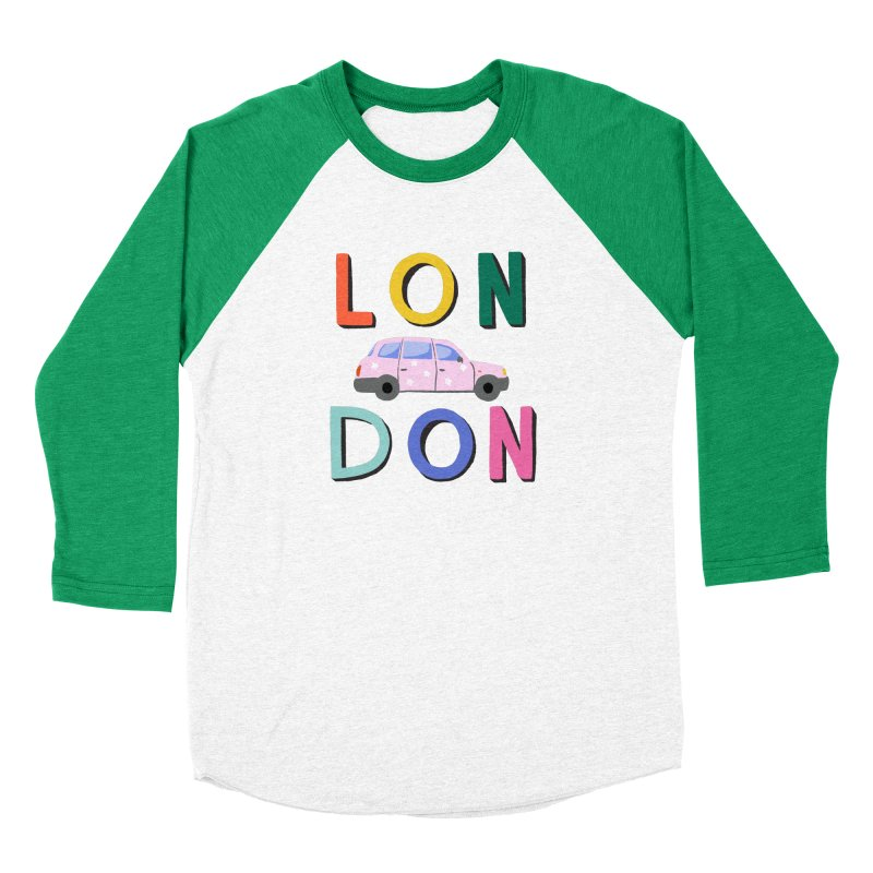 London Men's Longsleeve T-Shirt by 5 Eye Studio