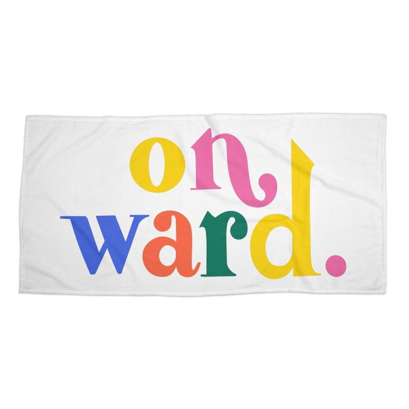 Onward. Accessories Beach Towel by 5 Eye Studio