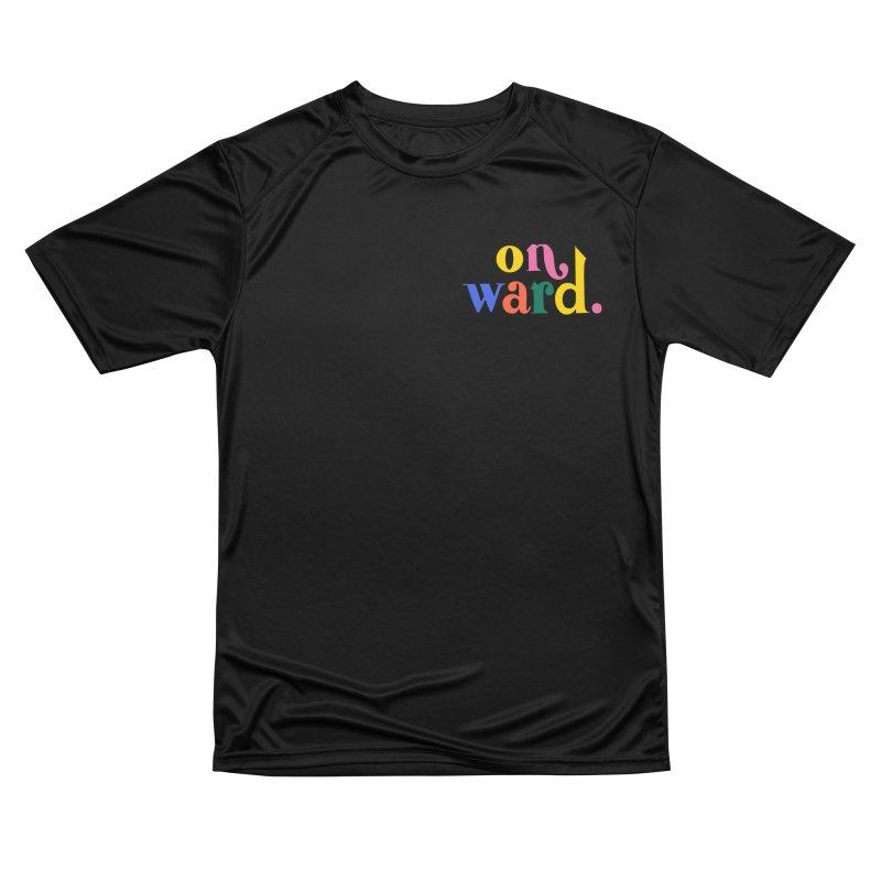 Onward. Women's T-Shirt by 5 Eye Studio