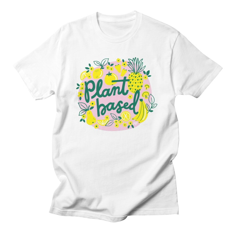 Plant Based Guys T-Shirt by 5 Eye Studio