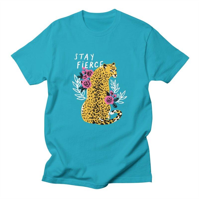 Stay Fierce Guys T-Shirt by 5 Eye Studio