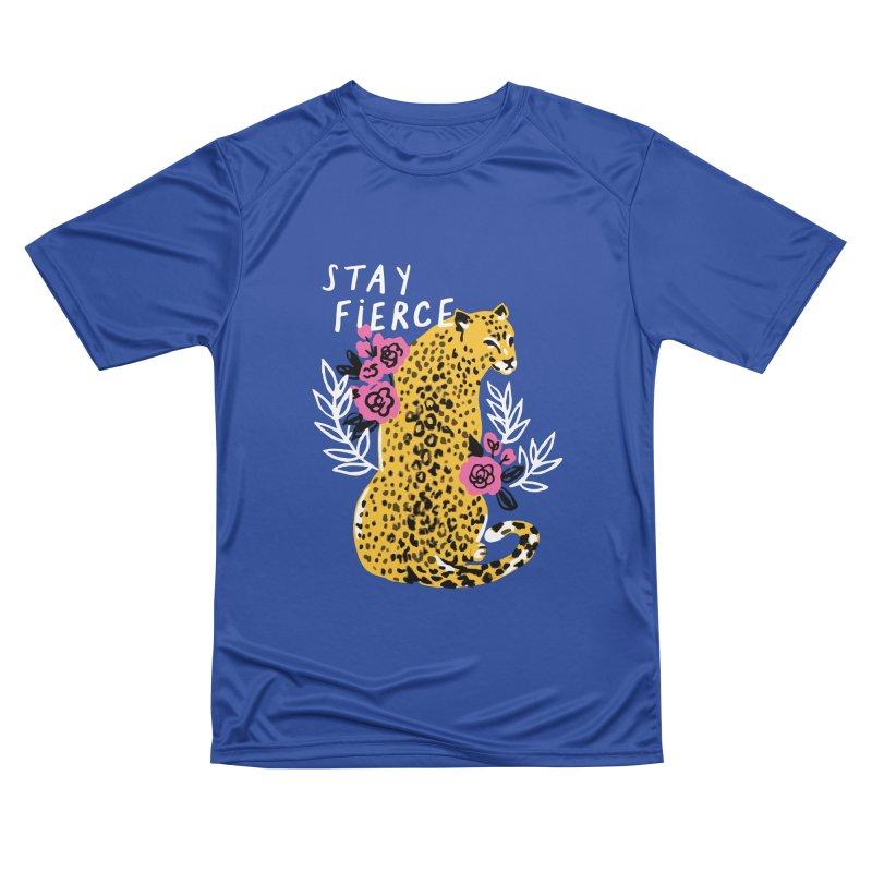 Stay Fierce Women's T-Shirt by 5 Eye Studio
