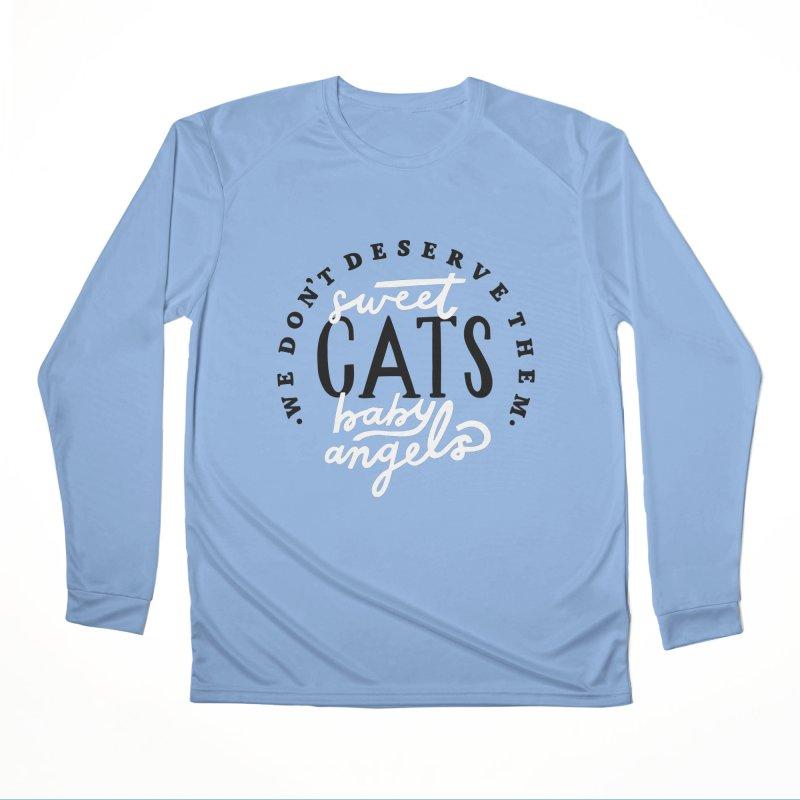 Sweet Baby Cats Women's Longsleeve T-Shirt by 5 Eye Studio