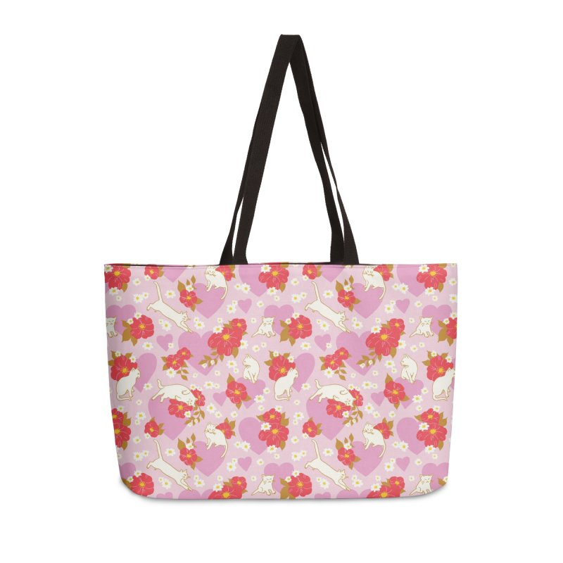 Kitty Love Print Masks + Goodies Bag by 5 Eye Studio