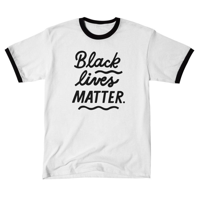 BLACK LIVES MATTER   1 Women's T-Shirt by 5 Eye Studio