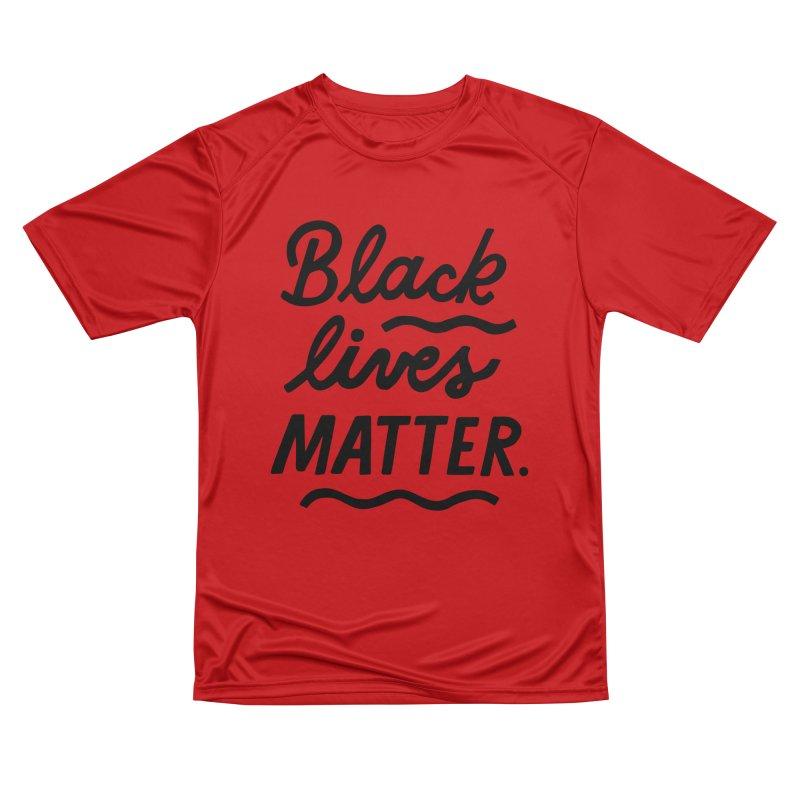 BLACK LIVES MATTER   1 Guys T-Shirt by 5 Eye Studio