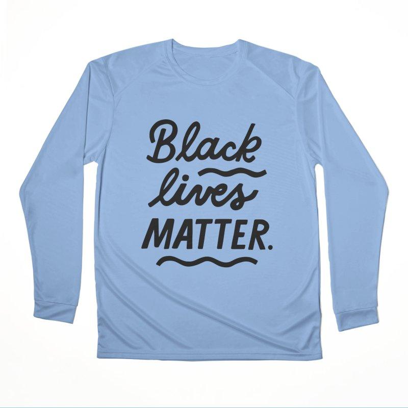 BLACK LIVES MATTER | 1 Women's Longsleeve T-Shirt by 5 Eye Studio