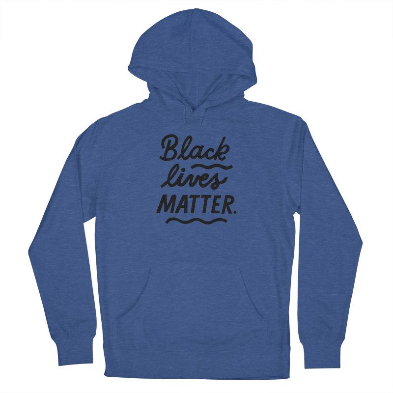 BLACK LIVES MATTER   1 Guys Pullover Hoody by 5 Eye Studio
