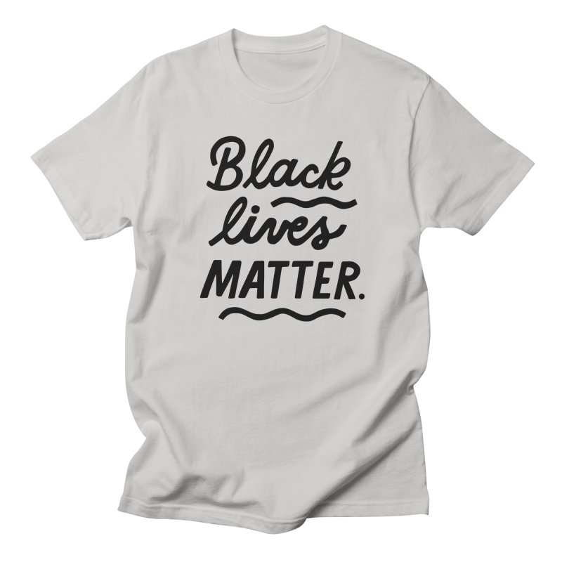 BLACK LIVES MATTER   1 Men's T-Shirt by 5 Eye Studio