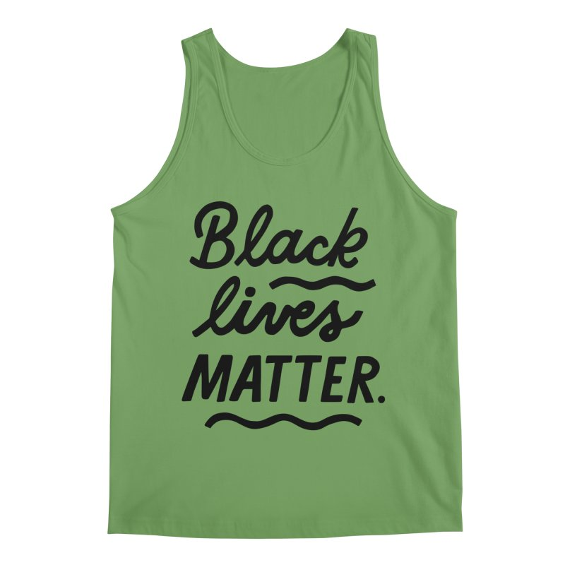 BLACK LIVES MATTER | 1 Men's Tank by 5 Eye Studio