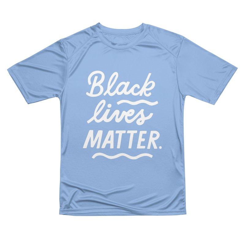 BLACK LIVES MATTER | 2 Men's T-Shirt by 5 Eye Studio
